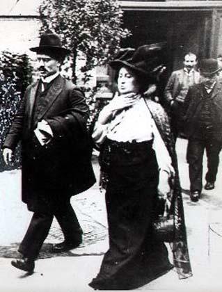 Jose Antonio Bru Blog: Karl Liebknecht y Rosa Luxemburg. Rebelión de  Noviembre 1918. Antigermanismo