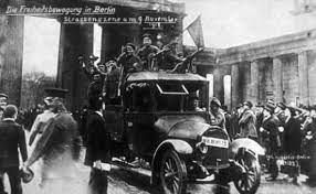 Revolución y reforma en Europa, 1918-1939 (I): La revolución alemana de  noviembre de 1918, ¿la hora de la revolución mundial? – Conversacion sobre  Historia